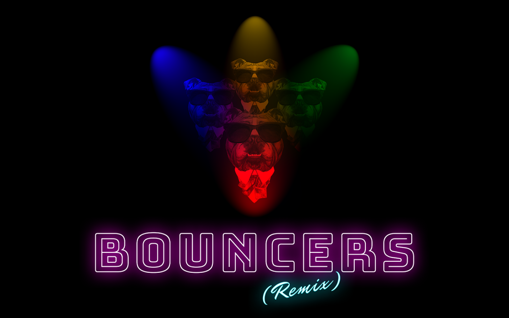 Bouncers (Remix) logo