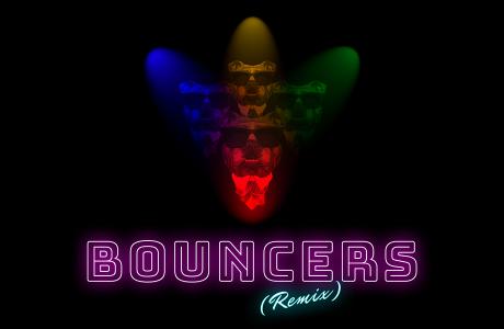 Bouncers (Remix) logo